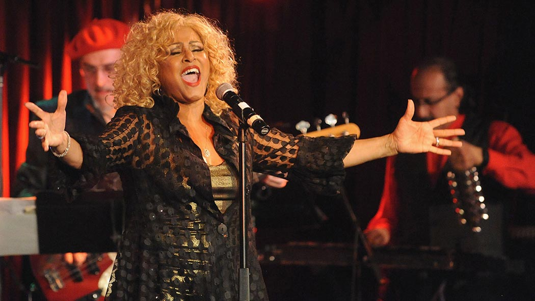 Featuring the legendary Darlene Love